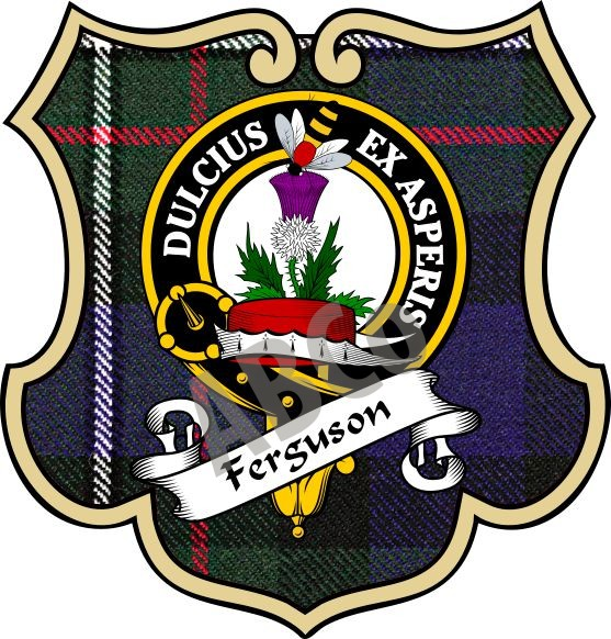Clan Ferguson Products (Fergusson) - Armorial Bearings Company